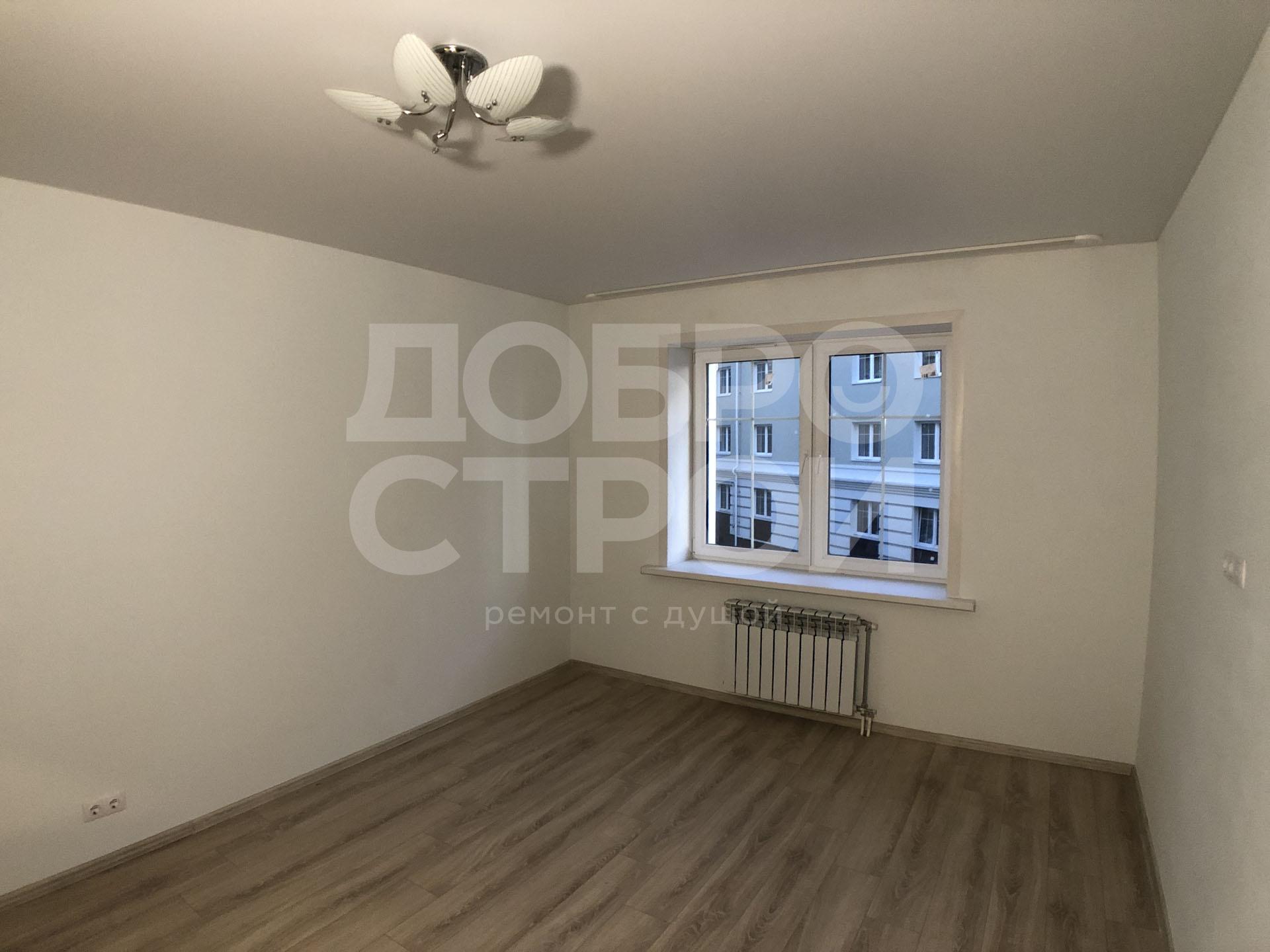 Ремонт квартир новостройка установка стен