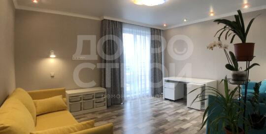 Ремонт 3-х комнатной квартиры с двумя санузлами